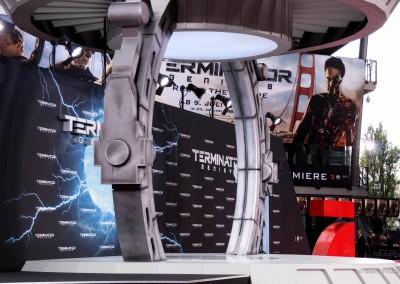 Terminator: Genesis Zeitmaschine