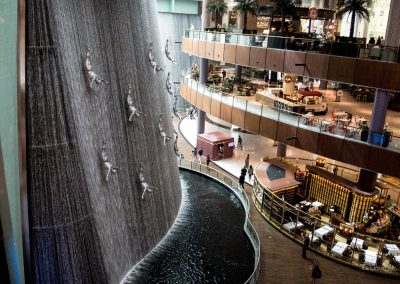 Einkaufszentrum in Dubai
