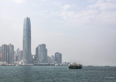 Hong Kong mit Fähre